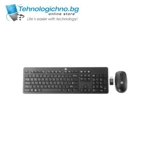 Комбо HP Slim SK-2064 клавиатура + мишка