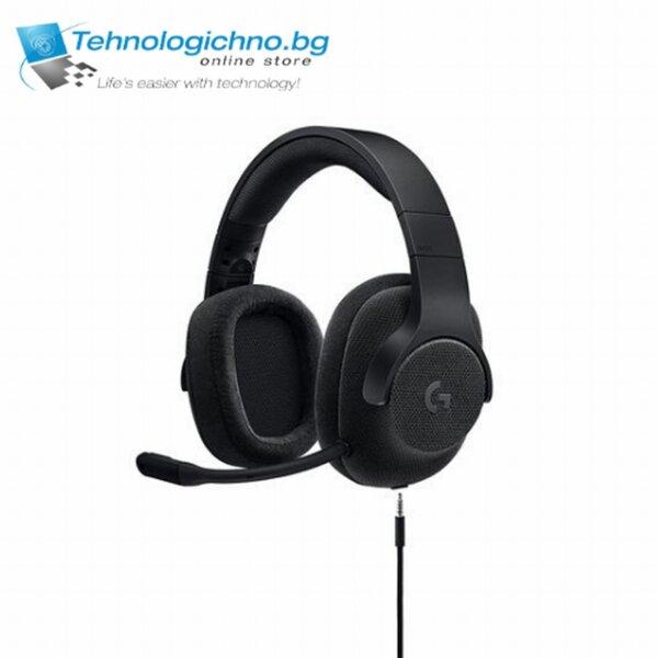 Гейминг слушалки Logitech G433