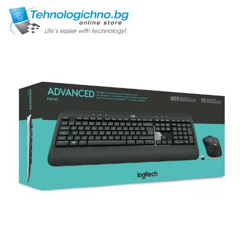 Клавиатура Logitech MK540 Advanced ВСЗ