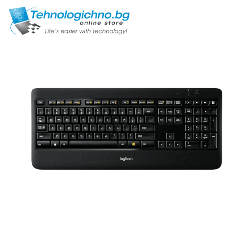 Logitech K800 Illuminated Keyboard АУТ