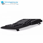 Ергономична клавиатура Perixx Periboard 512