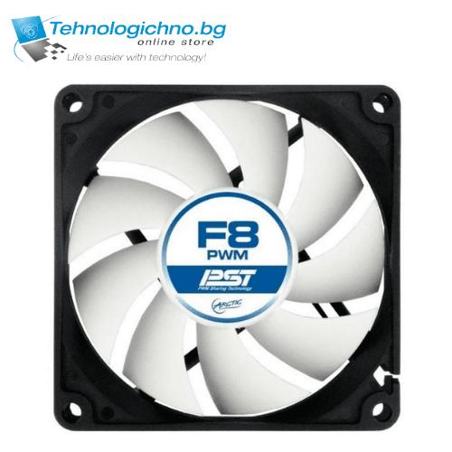 Вентилатор Arctic Fan F8 PWM PST 80mm/700-2000rp