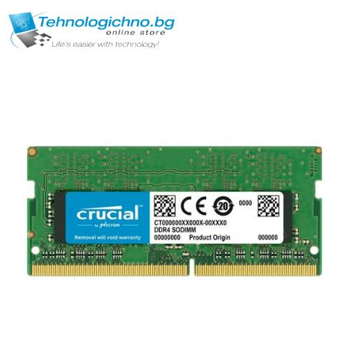 16GB DDR4 SODIMM Crucial 2666MHz