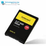 """240GB SSD Intenso 2.5"""" SATA 3"""