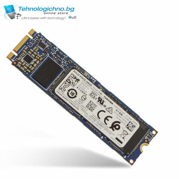 256GB SSD M.2 SATA Toshiba