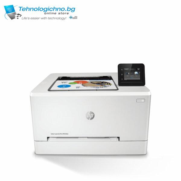 Лазерен принтер HP Color LaserJet Pro M452nw ВБЗ
