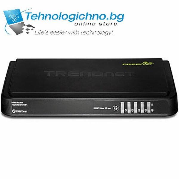 Trendnet TW100-BRV214 VPN-Router,4 port Switch