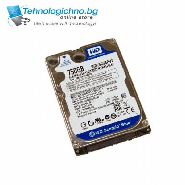 """750GB HDD 2.5"""" SATA"""