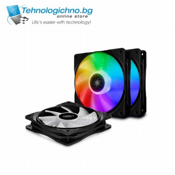 Вентилатор (комплект) FanPack 3x120mm CF120 RGB