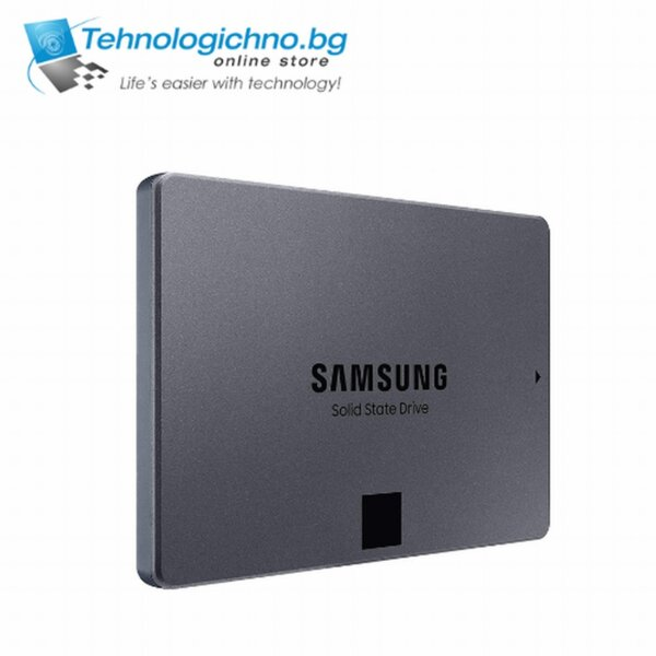 "1TB Samsung 870 QVO 2.5"" SSD"
