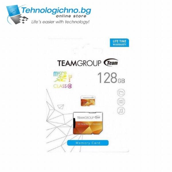 128GB TeamGroup microSDXC