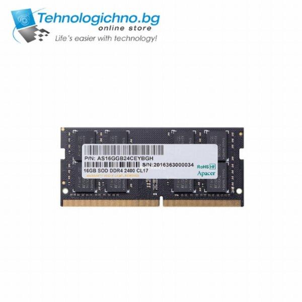 16GB DDR4 APACER SODIMM 2400 MHz