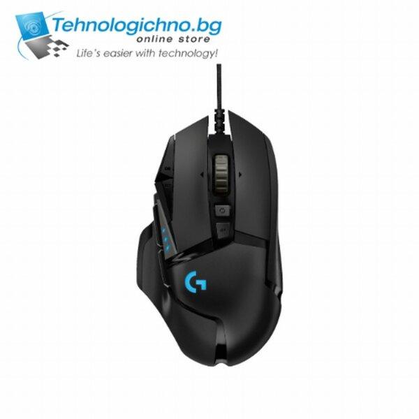 Геймърска мишка Logitech G502 HERO ВСЗ