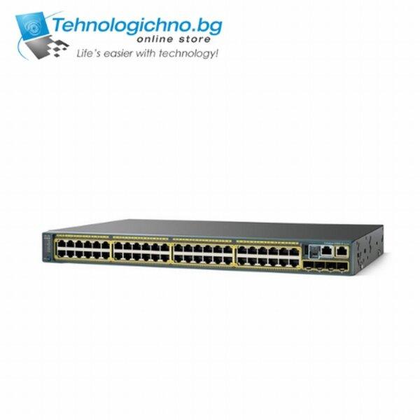 Суич Cisco Catalyst WS-C2960S-48TS-L V05