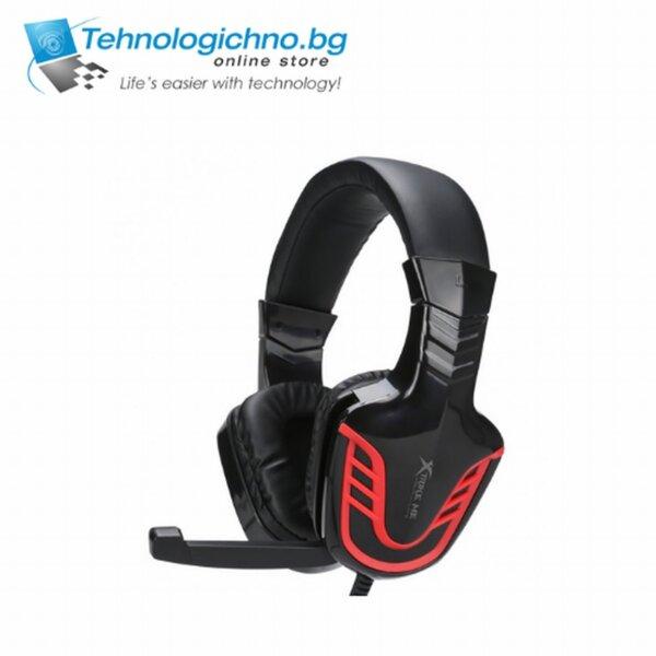Гейминг слушалки Xtrike ME HP-310 + mic
