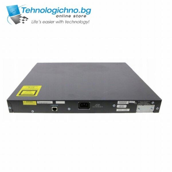 Суич Cisco Catalyst WS-C3560-48PS-S V07