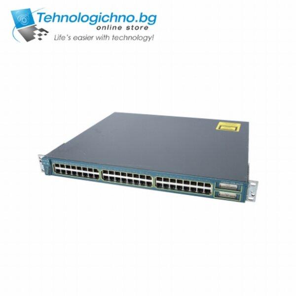 Суич Cisco Catalyst WS-C3548-XL-EN