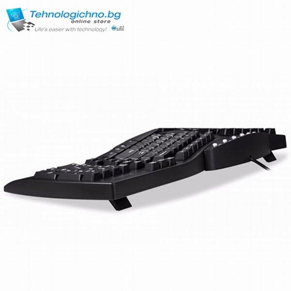 Ергономична клавиатура Perix Periboard 512 ВБЗ
