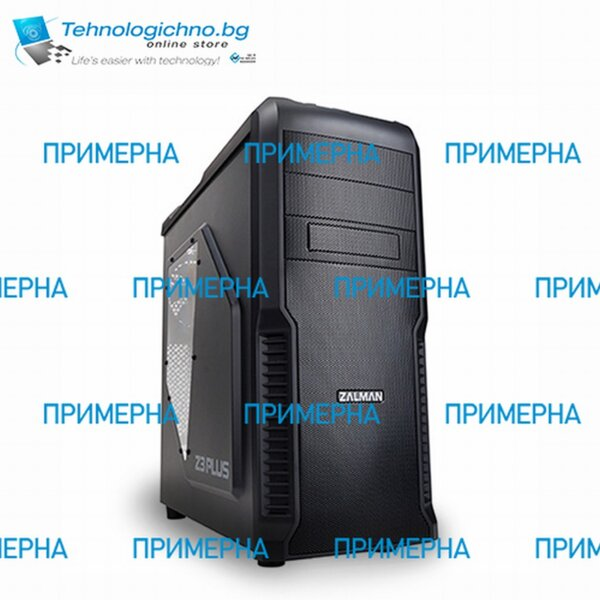 PC Асемблиран I5-6400 8GB 500GB GTX750ti