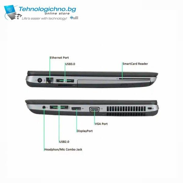 HP ProBook 640 G1 i3-4000M 8GB 128GB SSD ВБЗ