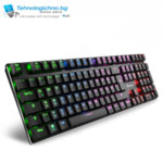 Геймърска клавиатура Sharkoon PureWriter RGB АУТ