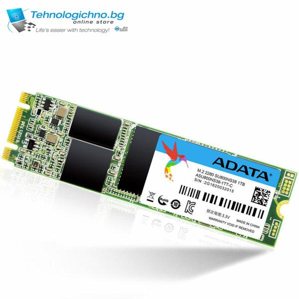 256GB ADATA SU800 M.2 2280 SATA