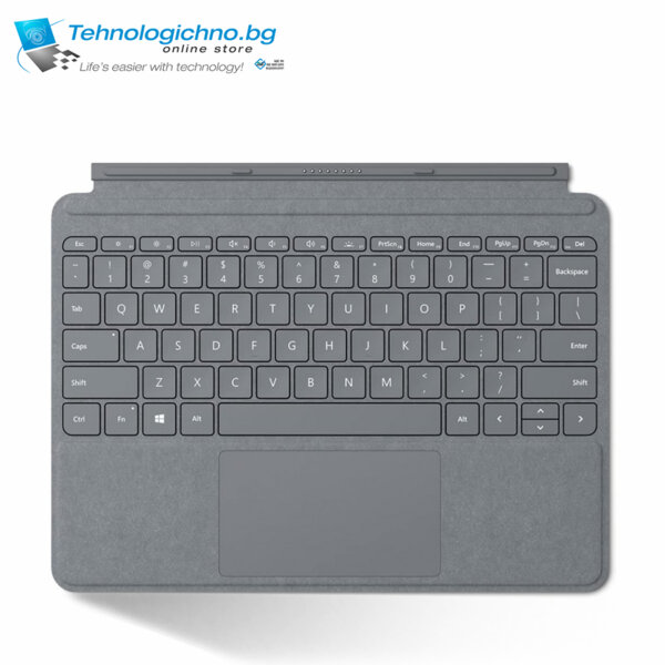 Клавиатура Microsoft Surface Grey АУТ