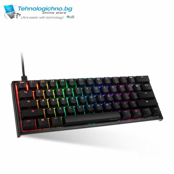 Мини геймърска клавиатура Ducky ONE 2 Mini АУТ