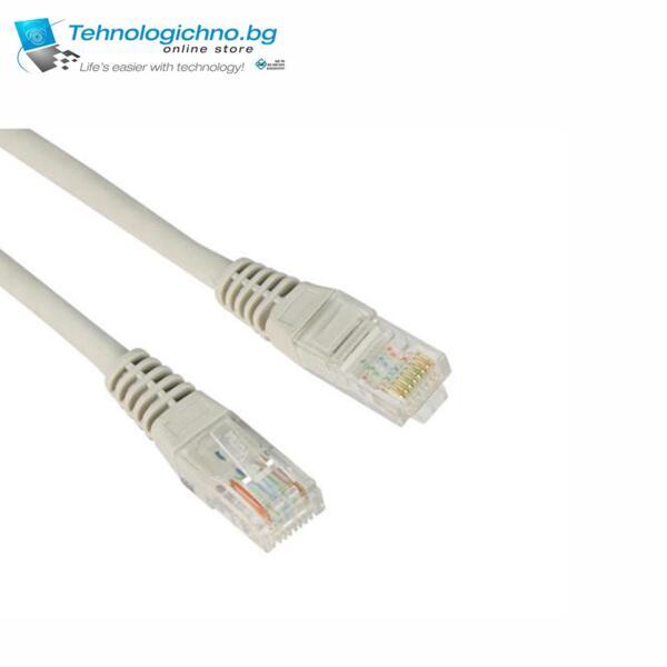Кабел VCOM LAN UTP Cat5e Patch Cable NP511 5m