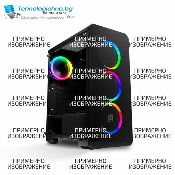 PC Асемблиран FX-8350 16GB 480GB Tower АУТ