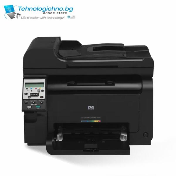 МФУ HP LaserJet Pro 100 Color MFP M175nm ВБЗ
