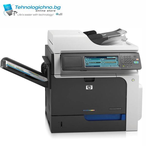 МФУ HP LaserJet Enterprise CM4540 MFP Color ВБЗ