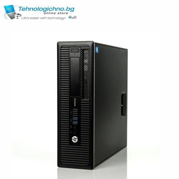 HP ProDesk 600 G1 i3-4160 8GB 500GB SFF ВБЗ