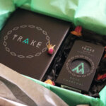 Gift Box [Organic rose water + Natural soap] | TRAKE