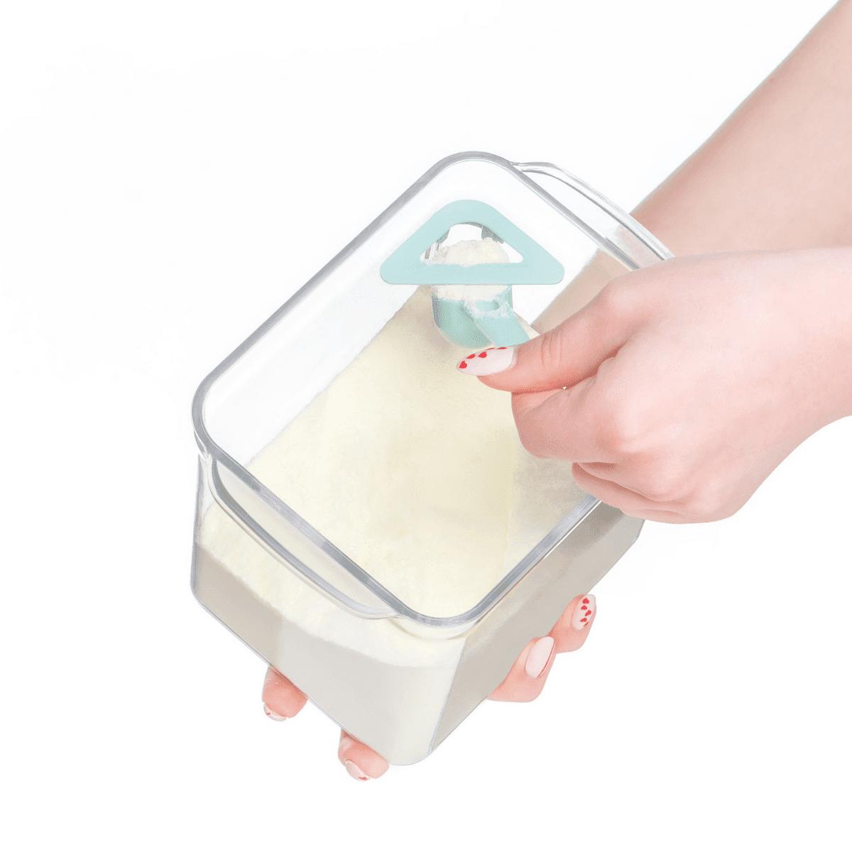 Кутия за адаптирано мляко на прах - OKSERTA One Touch