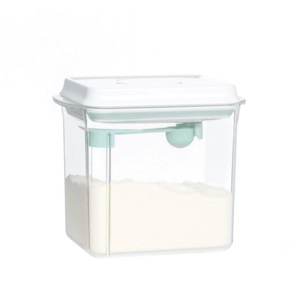 Кутия за съхранение на адаптирано мляко на прах - OKSERTA One Touch