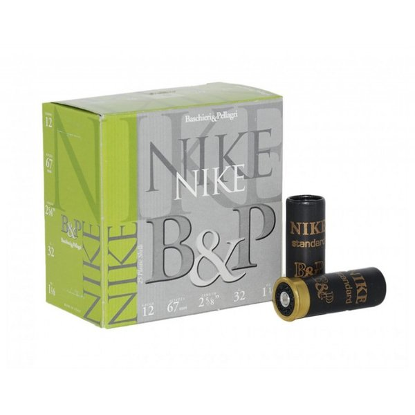 Патрони BP Nike - 32 гр, №10