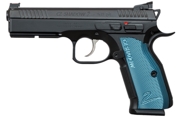 Пистолет CZ SHADOW 2 - Blue