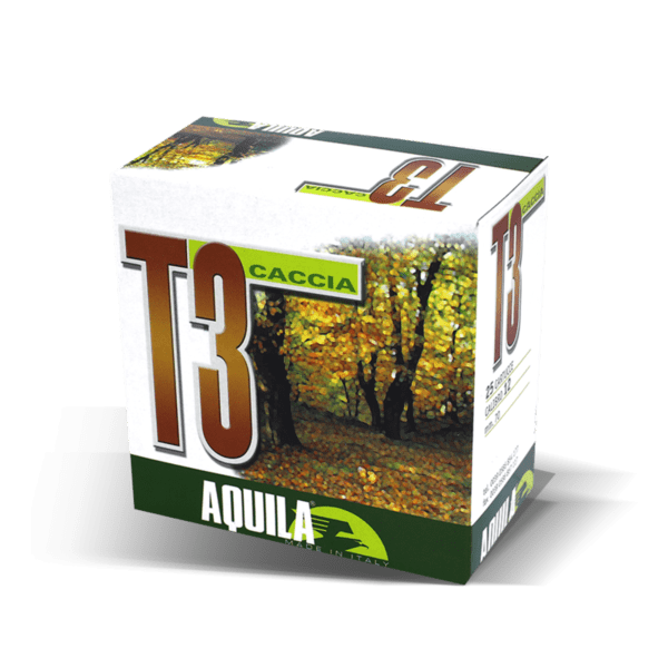 Патрони Aquila T3 Caccia - 30гр, №11
