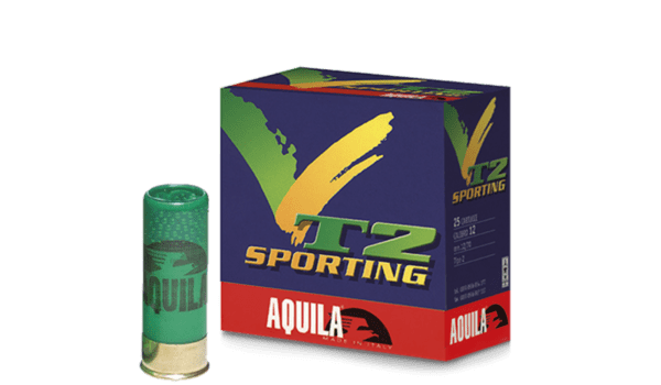 Патрони Aquila T2 Sporting - 30гр, №10