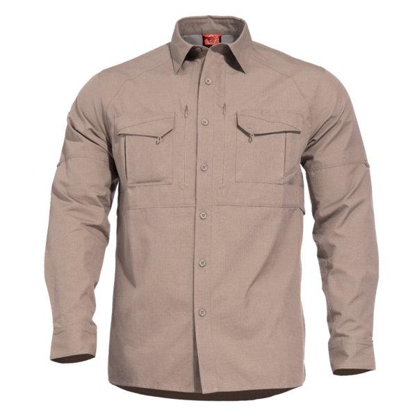 Тактическа риза Chase - Бежова