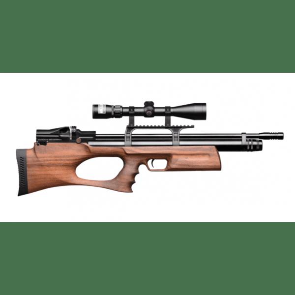 Въздушна пушка Puncher Breaker - PCP, Walnut