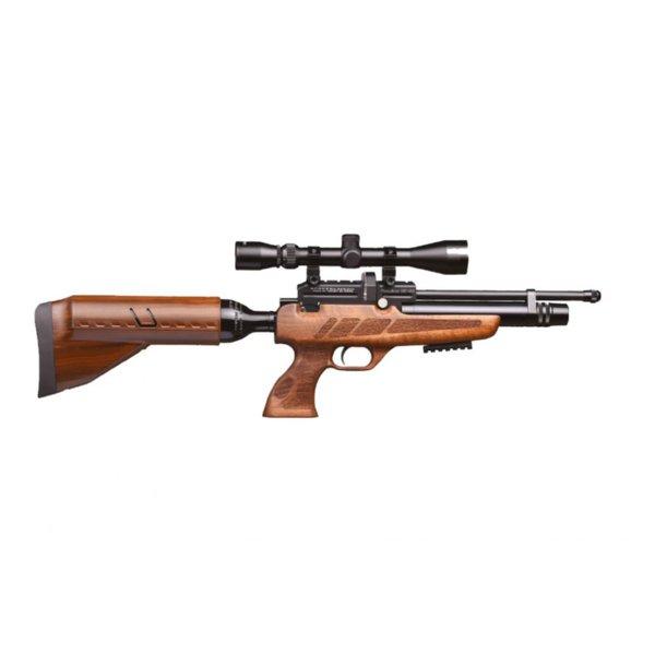 Въздушна пушка Puncher NP-02 - PCP, Walnut