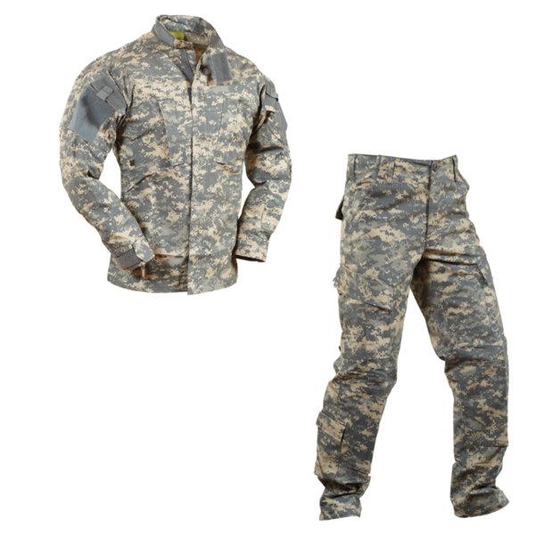 Тактическа униформа ACU - Дигитален камуфлаж