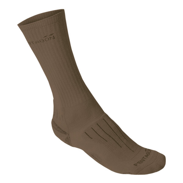 Чорапи Pioneer 2.0 Coolmax  - Кафяви