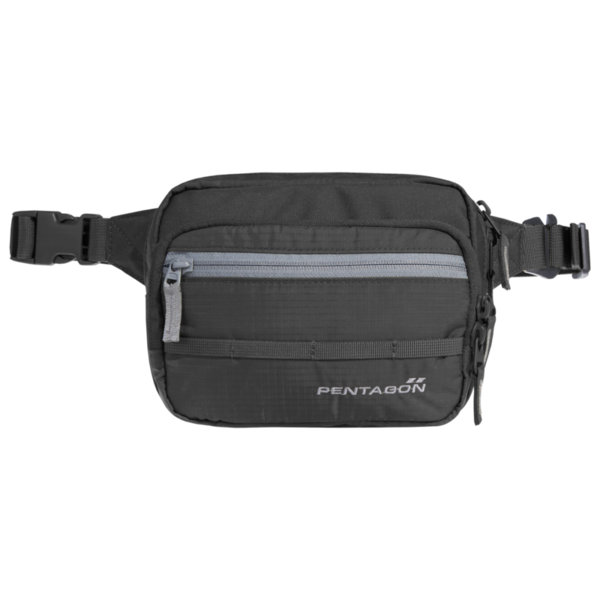 Чанта за кръст Protean - Черна