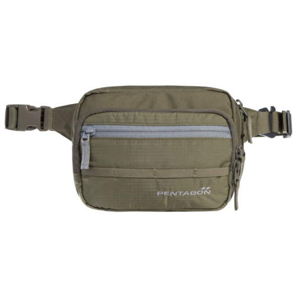 Чанта за кръст Protean - Зелена