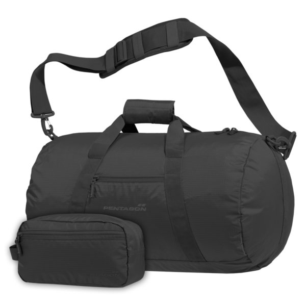 Спортна чанта Kanon - Черна