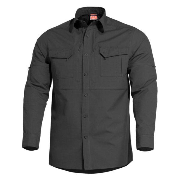 Тактическа риза Plato - Черна