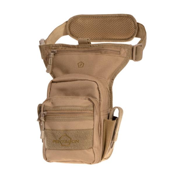 Бедрена чанта MAX-S 2.0 – Кафява
